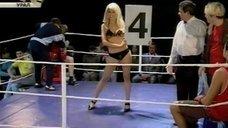 Ирина Медведева показывает 4 размер