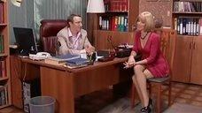 Ноги Ирины Медведевой - ''6 кадров''