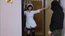 Секси медсестра Ирина Медведева