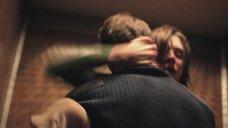 Секс с Ольгой Дыховичной в лифте