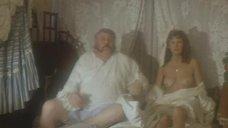 Откровенная сцена с Еленой Зориной