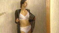 Сексуальная Тина Лагидзе в белье