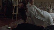 Юлия Майборода засветила грудь