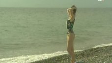 Ольга Погодина в купальнике