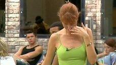 Торчащие соски Натальи Подольской на передаче «Фабрика звезд. 10 лет спустя»