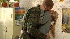 Интимная сцена с Яниной Студилиной