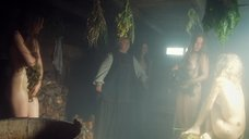 12. Сцена в бане с обнаженной Татьяной Бабенковой – Вольная грамота