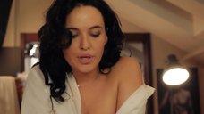 2. Секс сцена с Дашей Астафьевой – Свингеры