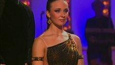 10. Секси Анна Снаткина в шоу «Танцы со звёздами»