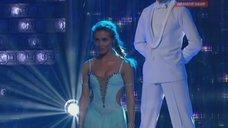 Эротичная Кристина Асмус на шоу «Танцы со звездами»