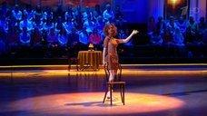 1. Сексапильный танец Кристины Асмус в шоу «Ледниковый период»