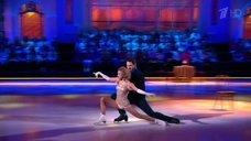 2. Сексапильный танец Кристины Асмус в шоу «Ледниковый период»