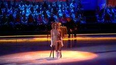 5. Сексапильный танец Кристины Асмус в шоу «Ледниковый период»