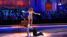 9. Сексапильный танец Кристины Асмус в шоу «Ледниковый период»