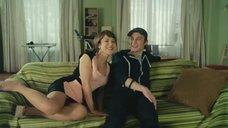Анна Кузина пристает к парню