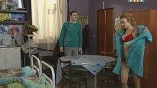 1. Секси Лариса Баранова в белье – Универ