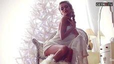 5. Симпатичная Анна Хилькевич в фотосессии для журнала Trend MAN