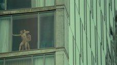 4. Страстный секс с Эми Харгривз возле окна – Стыд
