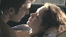 2. Интимная сцена с Екатериной Климовой в машине – Не покидай меня, любовь