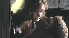 Интимная сцена с Екатериной Климовой в машине