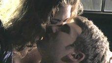 5. Интимная сцена с Екатериной Климовой в машине – Не покидай меня, любовь