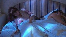 6. Екатерина Климова в прозрачной блузке – Сильная слабая женщина