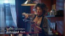1. Сексуальный сюрприз Елены Подкаминской – Кухня