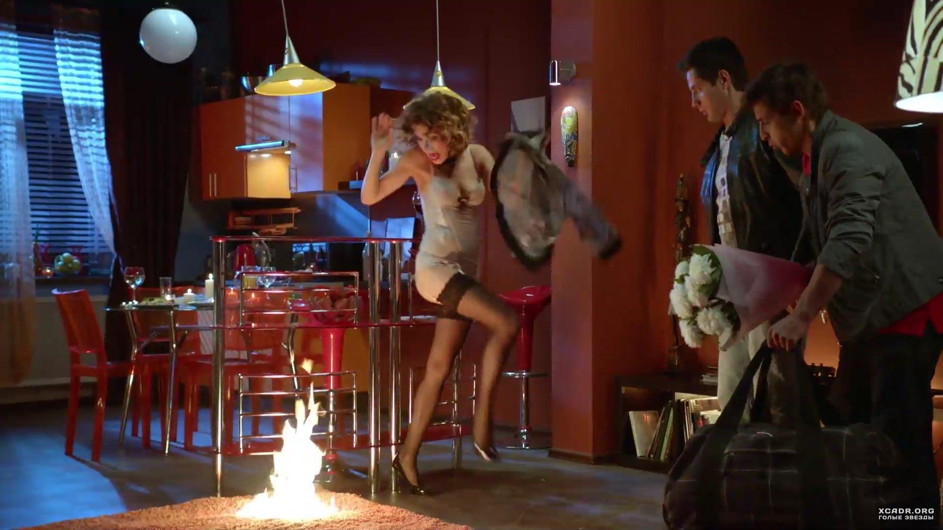 Кухня сцена с евой и ангелиной, частное порно фото в годах