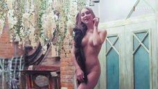 9. Горячая Юлия Франц в фотосессии для журнала Maxim