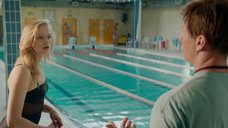 4. Секси Александра Бортич в бассейне – Я худею