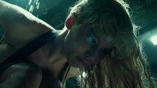 3. Откровенная сцена пытки с Дженнифер Лоуренс – Красный воробей