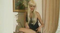 1. Длинные ноги Анны Антоновой – Женская лига