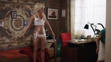 Полина Максимова избавляется от целлюлита