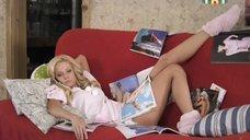 Ноги Полины Максимовой