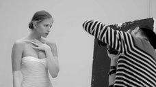 Прелестная Анна Чиповская в фотосессии для Interview Russia