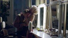 Сексуальная сцена с Анна Котова в гримерной