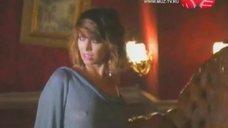 3. Жанна Фриске на съемках откровенного клипа