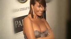 Эротичная Жанна Фриске в передаче «Папарацци»