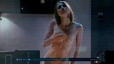 Яна Енжаева танцует стриптиз