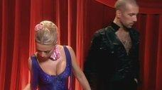 Бюст Ирины Салтыковой на шоу «Танцы со звездами»