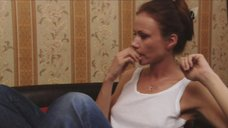 Горячая Мария Миронова без лифчика