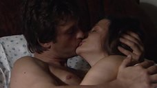Поцелуй с Евгенией Крюковой
