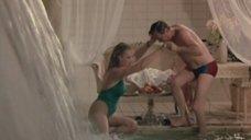Ирина Розанова в купальнике