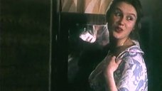 Ирина Розанова в лифчике
