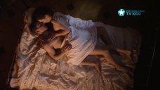 Постельная сцена с Марией Павловской