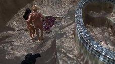 3. Секс с Люси Лью возле змей – Мухоловка