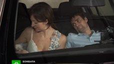 Анна Банщикова после секса в машине