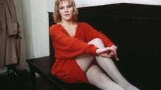 Ноги Александры Захаровой