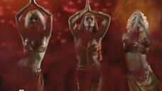 Сексуальный танец Анжелины Карелиной, Виктории Полторак, Анны Лутцевой и Юлии Галкиной