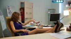 Стройные ноги Анны Невской
